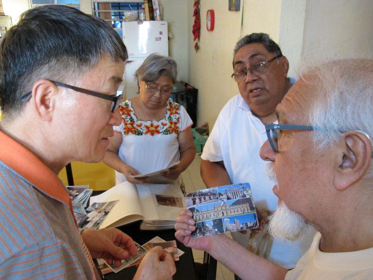 Huevito con chaya, tso'ots kij y reconfortándonos con un lóoch: La impronta maya en los descendientes coreanos de la península de Yucatán