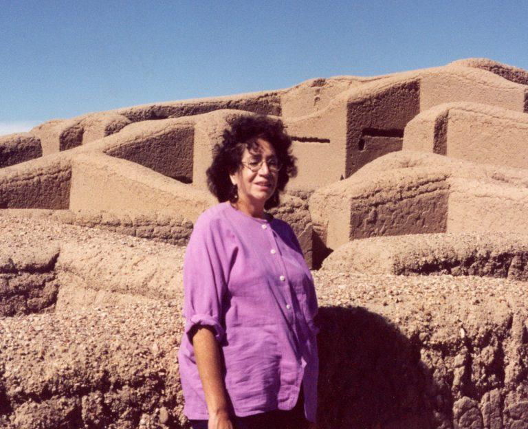 Vicky Novelo, una mujer enorme en muchos sentidos