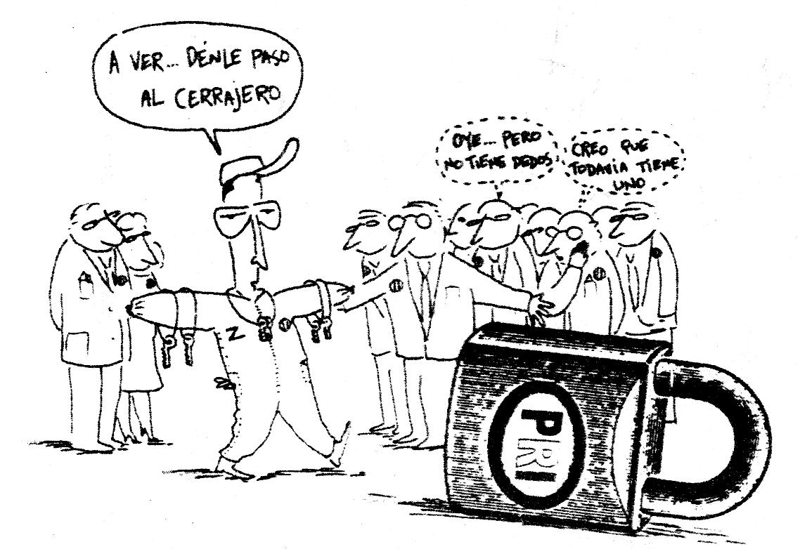 Dedo Zedillo