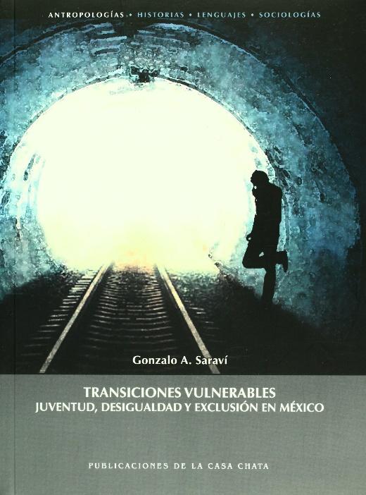 Transiciones vulnerables. Juventud, desigualdad y exclusion en Mexico  (Spanish Edition): Gonzalo Saravi Garcia: 9786074860351: Amazon.com: Books